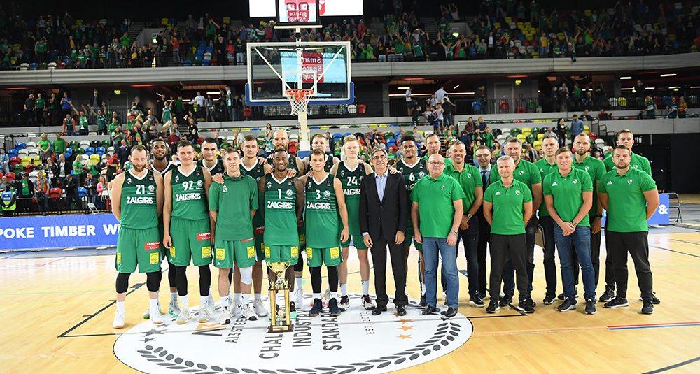 Zalgiris brings EuroLeague passion to London